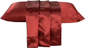 Giveaway: HollyHOME Luxury Silky Soft 2 Pieces of Colorful Queen Size…
