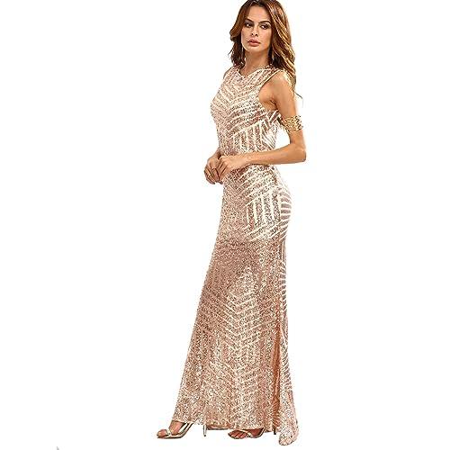 Formal Sequin Dresses Long Amazon