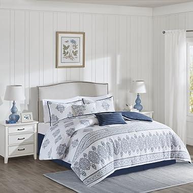 Harbor House Sanibel 6 Piece Comforter Set Multi King