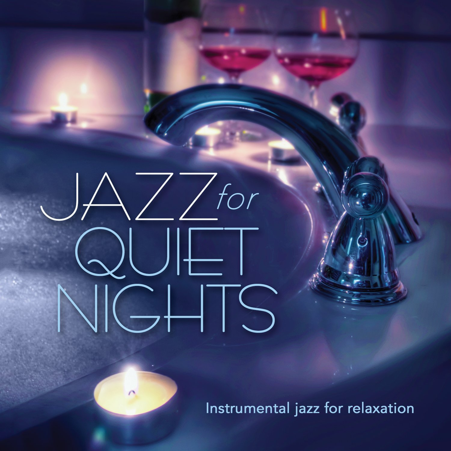 CD : Various Artists - Jazz For Quiet Nights