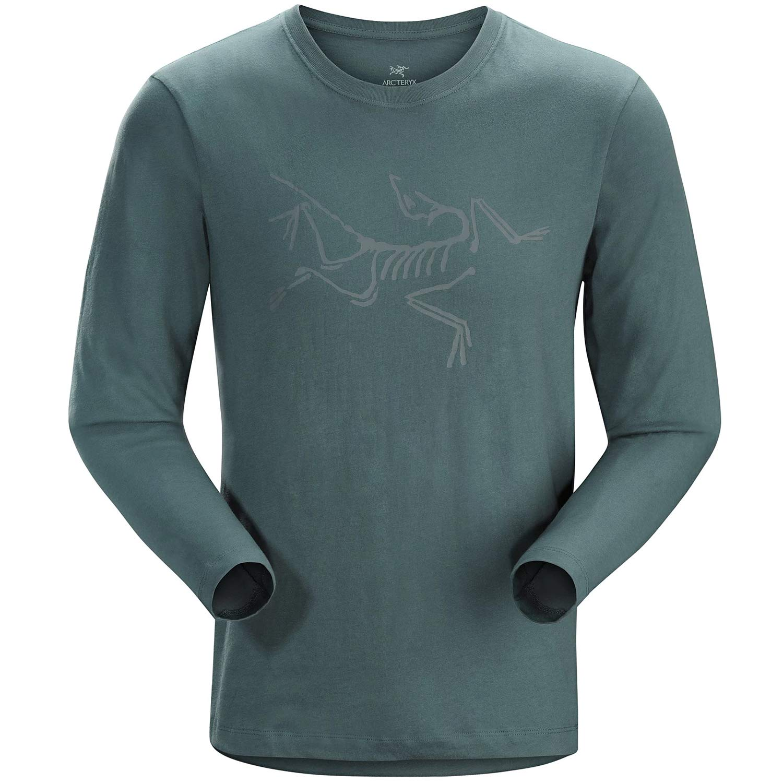 Arcteryx Herren Langarmshirt blau M