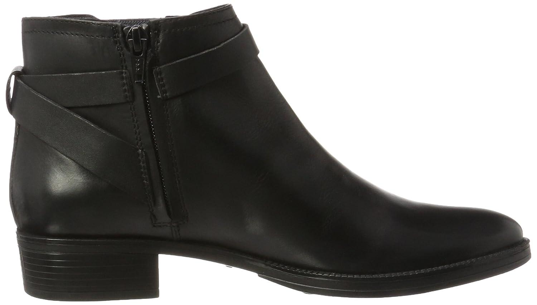 Geox Women's Mendi Np ABX 3 M Ankle Bootie B06Y2R2T2V 35 M 3 EU / 5 B(M) US|Black fc9d83