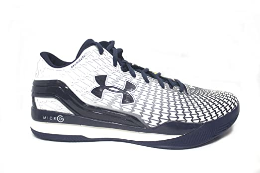 newest f7ec2 d3463 ... wholesale under armour tb clutchfit drive low mens basketball shoes 15  white midnight navy af63e 2db3f