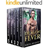 Dragon Fever: (A Paranormal Romance Box Set)