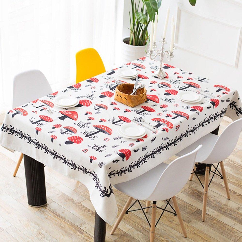 Dining tovaglia Tovaglia anti-calda del ristorante della stoffa \ tovaglia di tela del cotone del panno \ panno di telaio della copertura della tabella del caffè della tazza di tela \ durevole