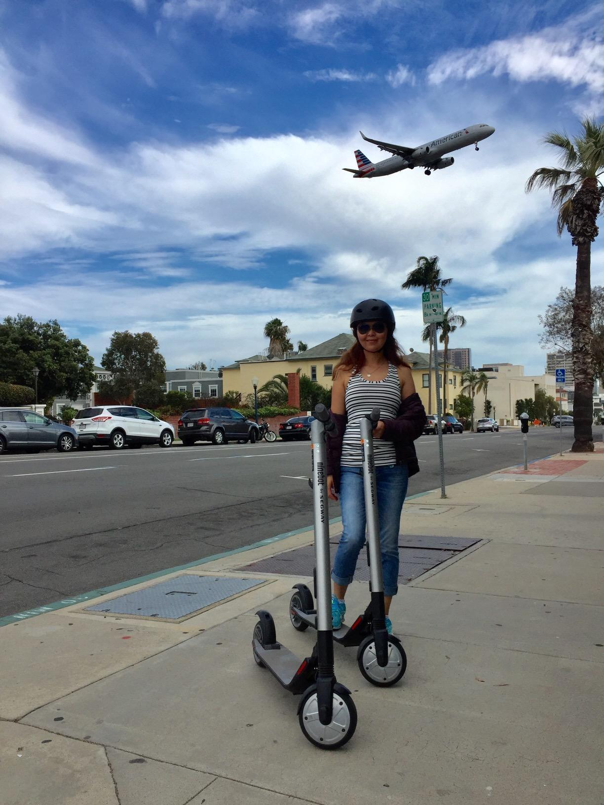 Ninebot By Segway SEGWAY ES2| eScooter- High Performance, 8