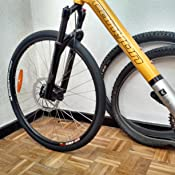 Cubierta para Bicicleta de monta/ña Michelin Wild Runner Color Negro