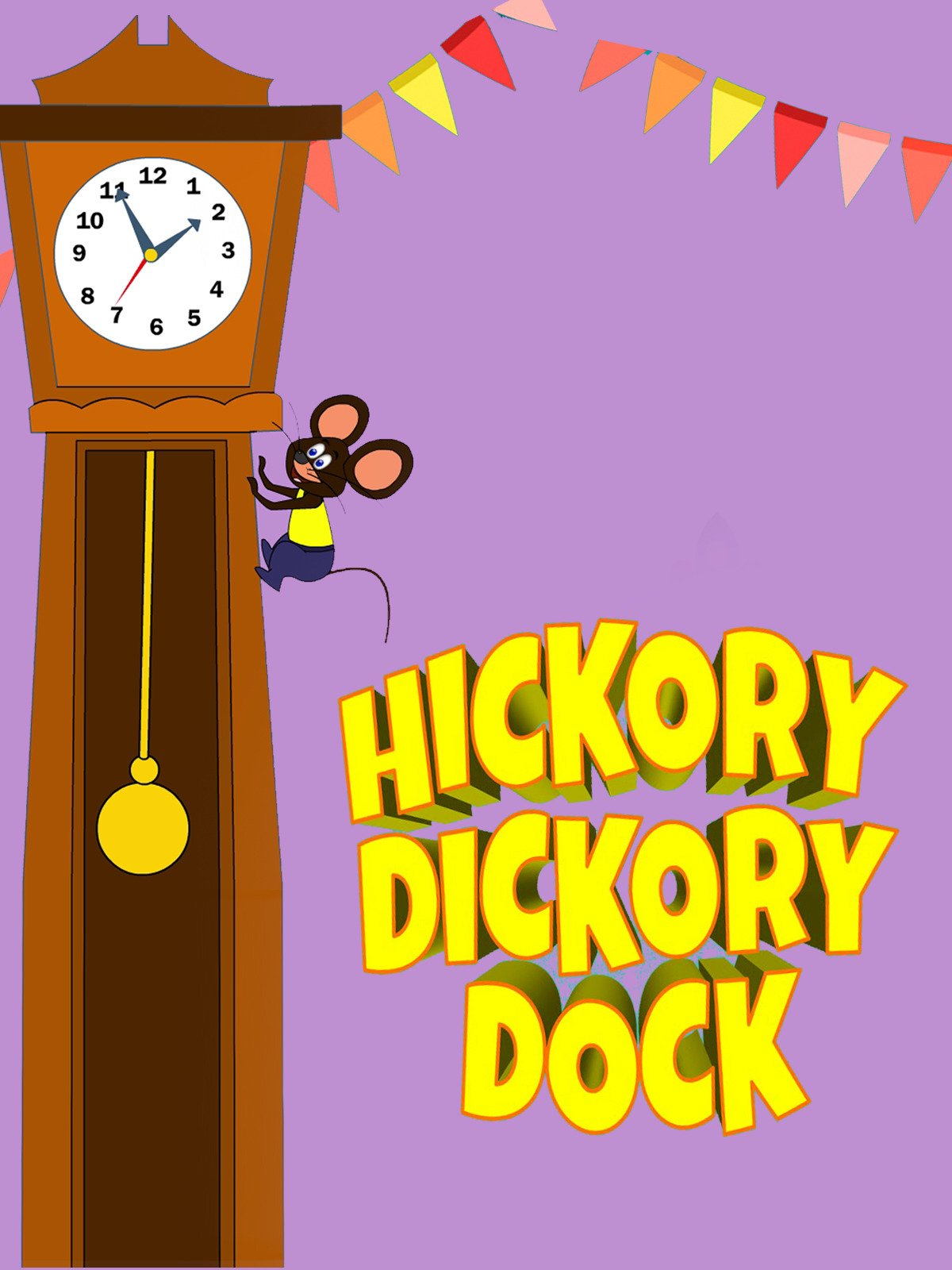 Hickory Dickory Dock on Amazon Prime Video UK