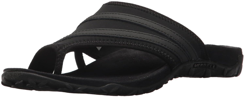 Merrell Women's Terran Ari Wrap Sport Sandal B071ZN3DLP 11 B(M) US|Black
