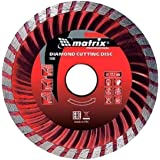 Disco De Corte Diamantado Linha Premium Turbo 115 X 2,0 X 22,2 Mm Mtx