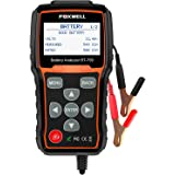 Battery Tester FOXWELL BT705 Automotive 100-2000 CCA Battery Load Tester, 12V 24V Car Cranking and Charging System Test Scan