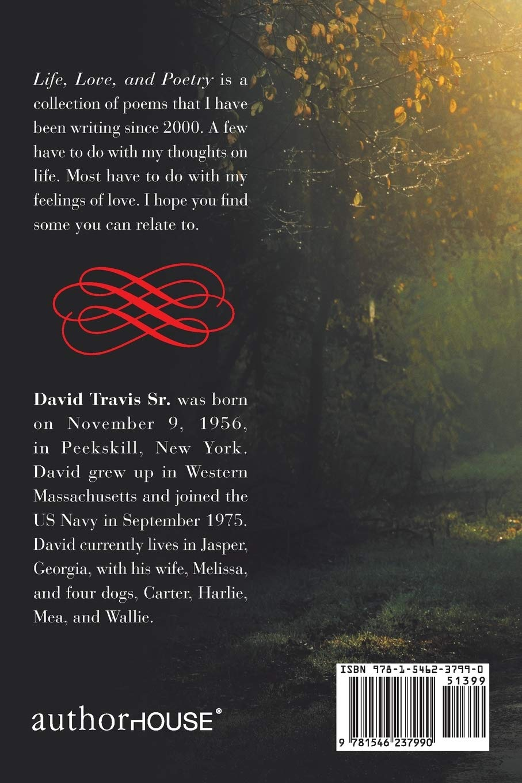 Love david i poems you Three Simple