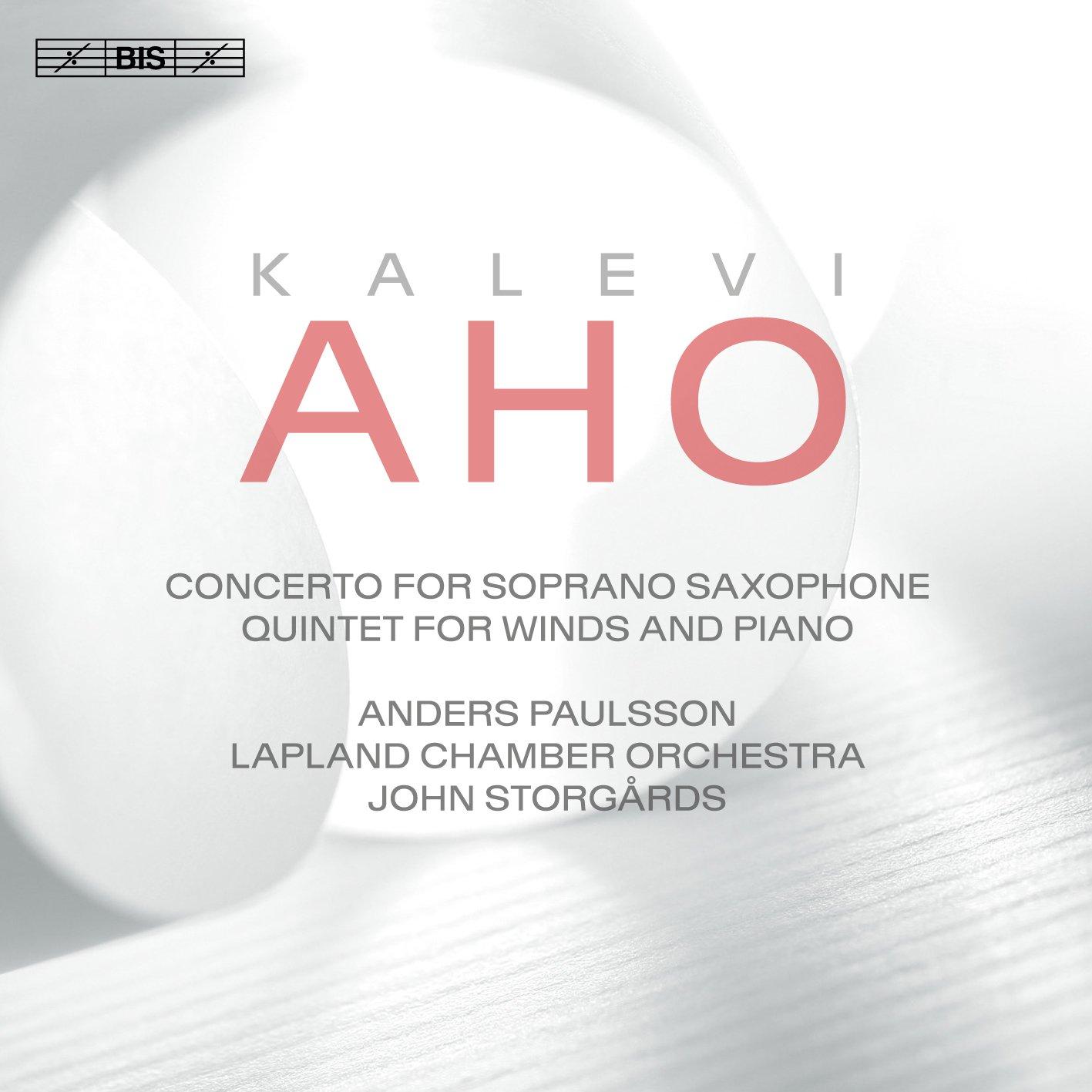 SACD : PAULSSON,ANDERS / LAPLAND CHAMBER ORCHESTRA / VAINO JALKANEN / MARKKU MOILANEN / PEKKA NISKA - Concerto For Soprano Saxophone & Chamber Orchestra (Hybrid SACD)