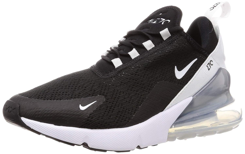 MultiCouleure (noir blanc-pure Platinum-blanc 013) Nike W W Air Max 270, Chaussures de Trail Femme