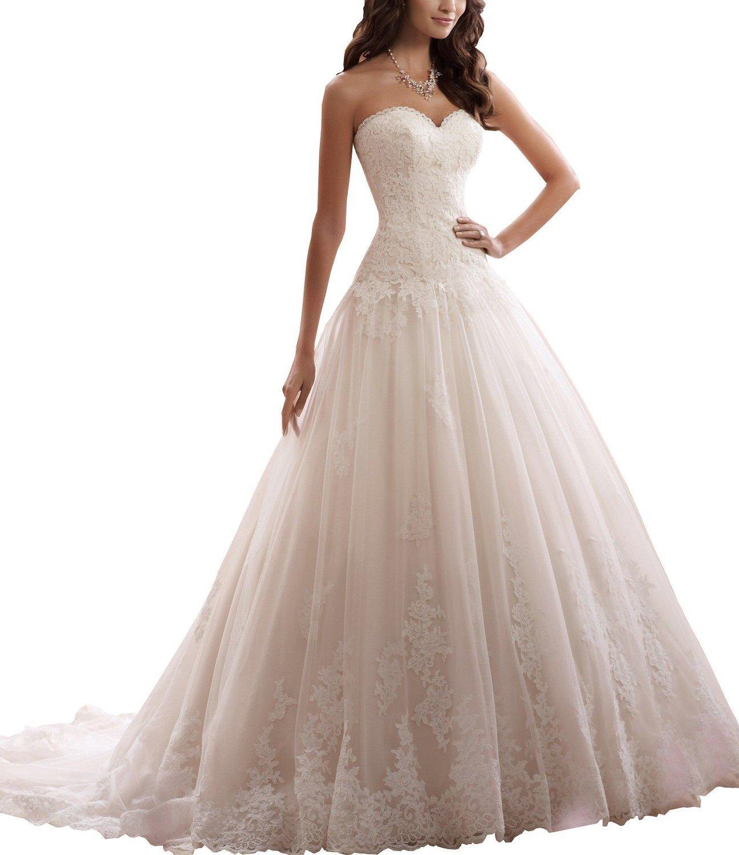 Ever Love vestido de Noche para mujer, para baile o boda, con bordados,
