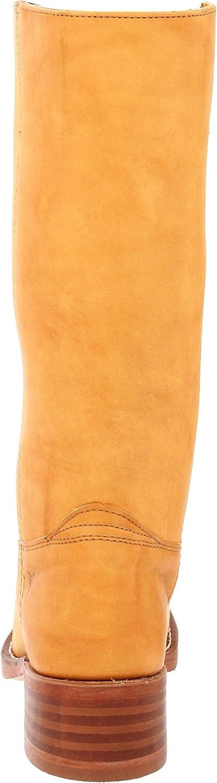 Frye Frye Frye Campus 14L geel laarzen met blokhak (41) 2bc51c