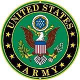 United States Coast Guard Semper Paratus Peace Maker Metal Sign 14x 14 Round 24g Steel RG7200