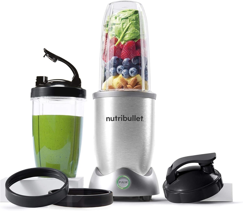 Amazon.com: NutriBullet Pro Plus, Talla única, Gris: Kitchen & Dining