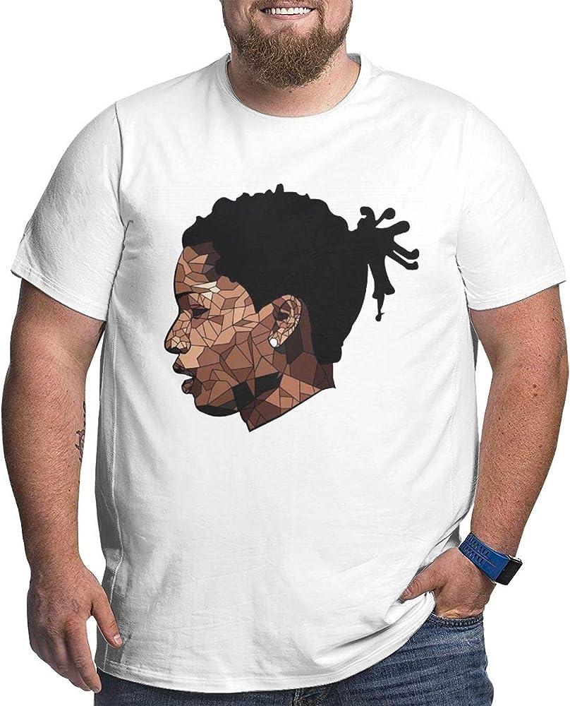 S Large Size Short Sleeve Jonnert Asap Rocky European And American Trend Sport Shirts