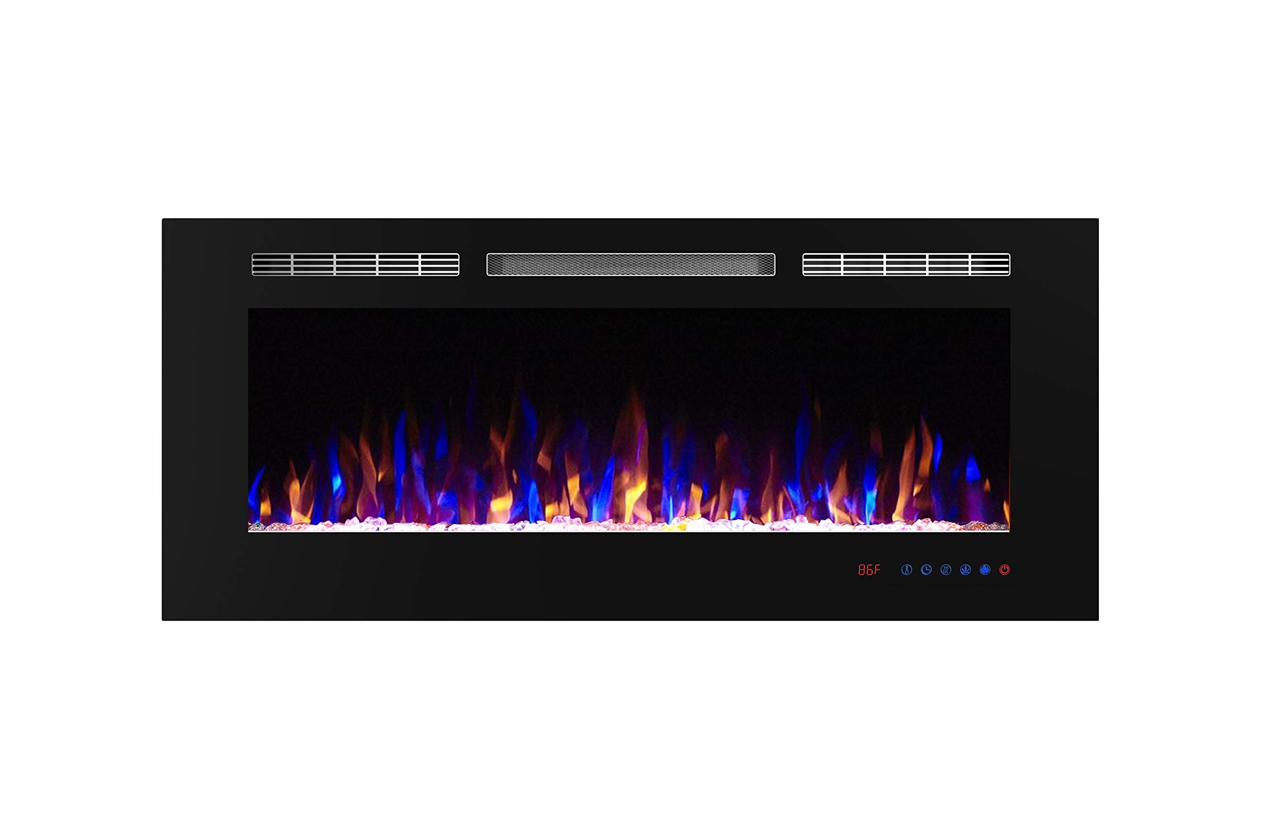 Fine Best Rated In Electric Fireplaces Helpful Customer Reviews Home Interior And Landscaping Ologienasavecom