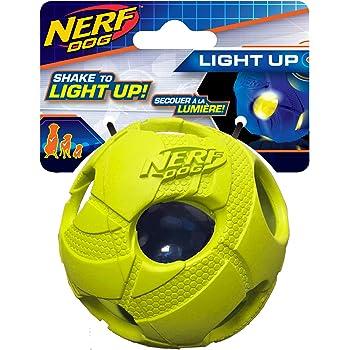 Amazon Com Flash Amp Glow Flashing Glowing Dog Ball Pet