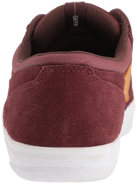 Lakai Griffin XLK Skate Shoe B01MT8RBNJ 8.5 M US|Brick Suede
