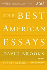 The Best American Essays 2012 (The Best American Series ®) Kindle Edition