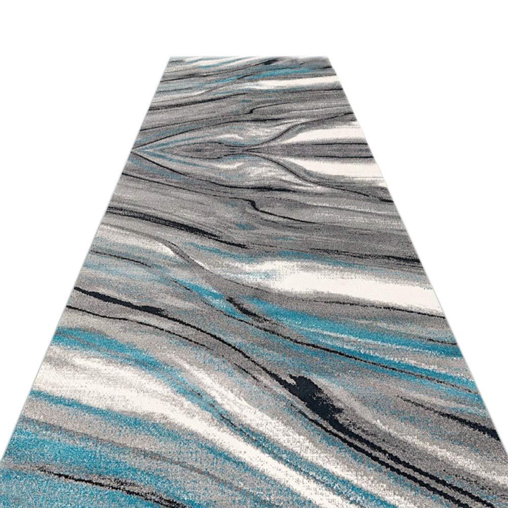 JIAJUAN Läufer Teppiche Flur Teppich Rutschfest Pflegeleicht Küche Halle Gang Gang Gang Fußboden Matte, 7mm, 2 Farben, Mehrere Längen, Anpassbare (Farbe   A, größe   0.8x4m) B07KZWWQ7D Lufer 2d08d8