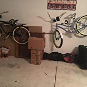Black Gear Up Inc 40020 gearup 1-Bike Horizontal Wall Mount