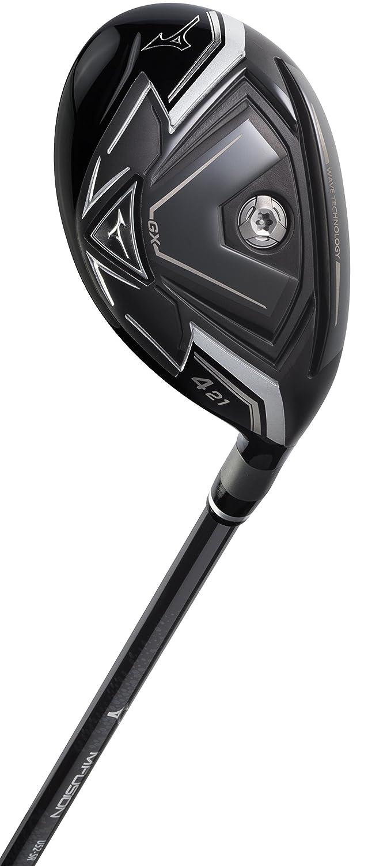 MIZUNO(ミズノ) ゴルフ クラブ ユーティリティ GX カーボンシャフト メンズ 5KJBB56364 右利き用 4U