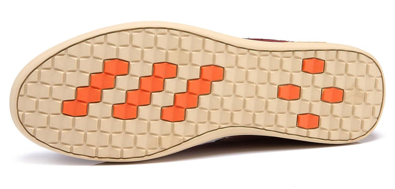 OEMPD Männer Schuhe Peeling Business Casual Atmungsaktive Atmungsaktive Atmungsaktive Schuhe Aus Echtem Leder 9b0cbb