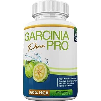 Amazon Com Garcinia Pure Pro 60 Hca Ultimate Weight