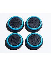 Canamite, gommini per pollici, gommini copri levette per joystick, per PS4,PS3,Xbox One, Xbox One S e Xbox 360, confezione da 4pezzi