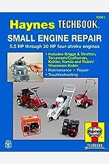 Small Engine Repair for 5.5HP thru 20HP Haynes TECHBOOK Paperback