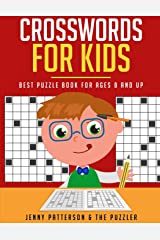 CROSSWORDS FOR KIDS: BEST PUZZLE BOOK FOR AGES 8 AND UP (The Puzzler) Paperback