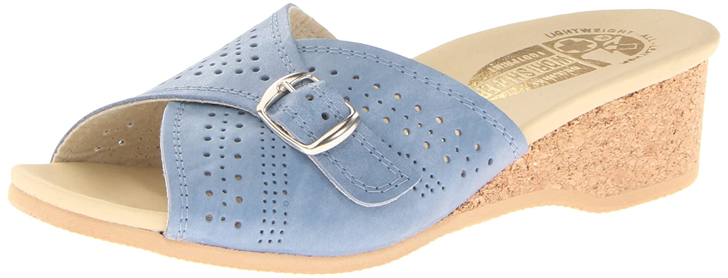 Sea bluee Worishofer Women's 251 Sandal
