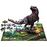 Nifyto 3D(App Based) Interactive Puzzle-Augmented Reality Jigsaw Learning in Fun Floor Puzzle for Kids, Innovative Educationa