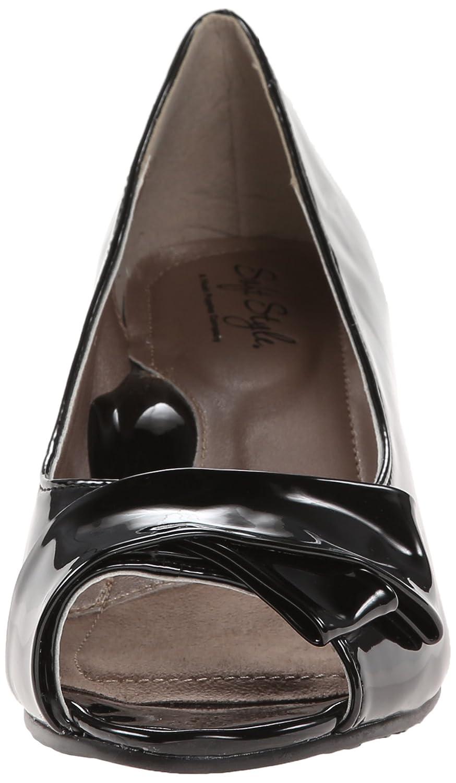Hush Puppies Soft Style by Donna  Aubrey Dress Pump, Pump, Pump, nero Patent, 10 N US 962259