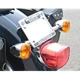 Turn Signal Relocation Kit - Harley Davidson Sportster 2002 and Later