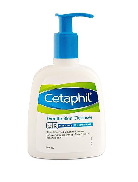 cetaphil gentle face wash