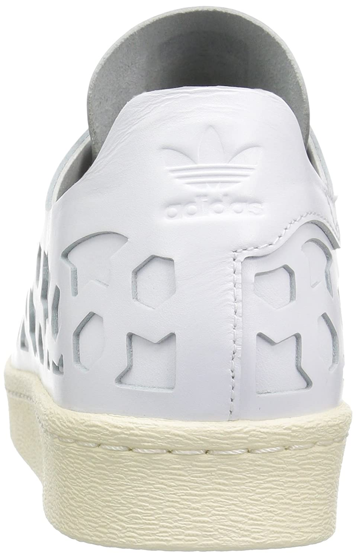 Adidas Originals Woherren Superstar 80s Cut Out W 7 Ftwwht Ftwwht CWeiß 7 W Medium US 5e2197