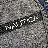 Nautica Carry-On Expandable Spinner Luggage