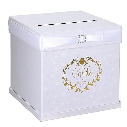 Gift Card Box For Wedding Reception