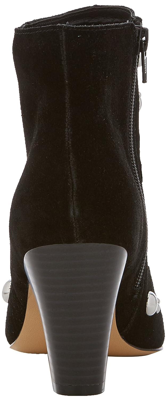Unbekannt Damen Able Leder) W Stiefel Schwarz (Schwarzes Leder) Able 61f276