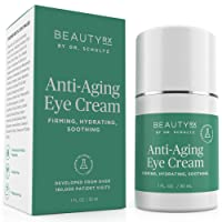 BeautyRx by Dr. Schultz Eye Cream for Dark Circles, Bags, Wrinkles & Puffiness....