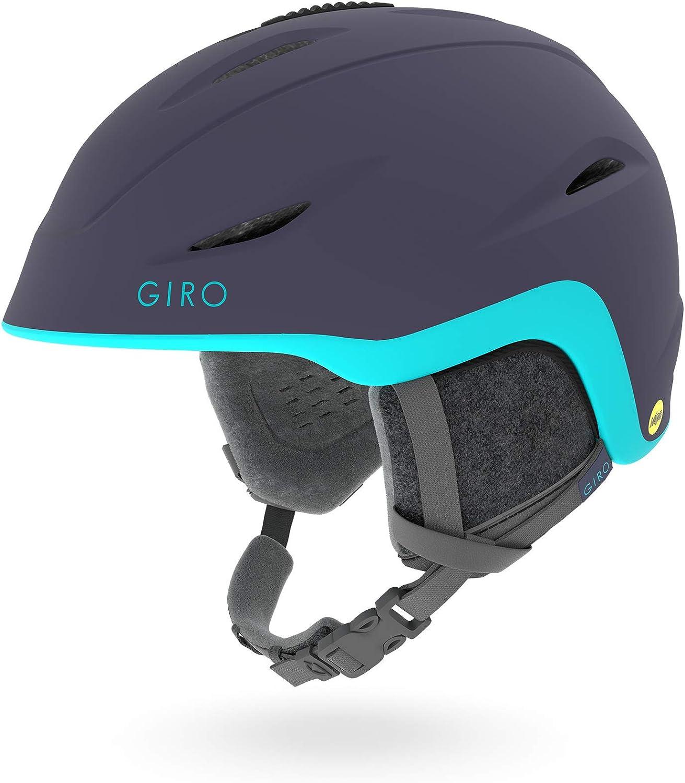 GIRO(ジロ) スキー レディース ヘルメット Fade MIPS(フェード ミップス) マットミッドナイト Medium