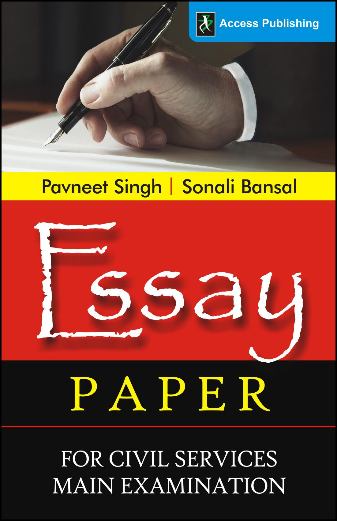 Best essay books for upsc