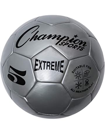 Champion Sports Extreme Series Composite Soccer Ball  Sizes 3, 4, 5 in  Multiple a536095ffb0