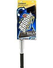 Camco 43623-X RV Adjustable Broom and Dustpan