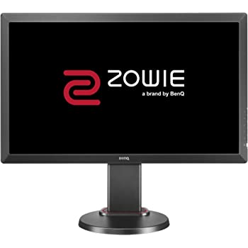 "BenQ Zowie RL2460 Monitor 24"" e-Sports para Consola con Tecnología Libre de Lag, Configuración de Combate Head-to-Head, Altura Ajustable, Modos de Juego, Black Equalizer"
